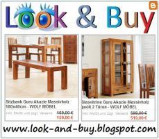 Möbel & Wohnaccessoires - Jetzt bis zu -13% Rabatt online sichern