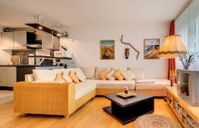 M�blierte 1-Zimmer Wohnung sehr gepflegte und moderne