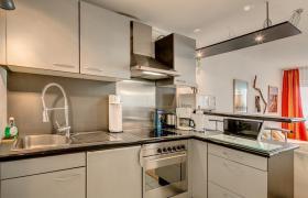 Foto 4 M�blierte 1-Zimmer Wohnung sehr gepflegte und moderne
