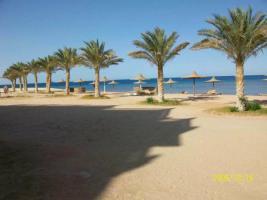 Möblierte 125m2 in einer Anlage direkt am Meer Hurghada Ägypten