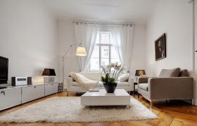 Möblierte 3.0-Zimmer Wohnung , Stockwerk 3 , in Zürich