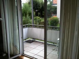 M�blierte oder Teilm�blierte 2 Raumwohnung mit Balkon in  Dresden Strie�en, N�he Uniklinik