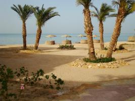 Möblierte traumhafte Villa im Ressort direkt am Meer Hurghada Ägypten