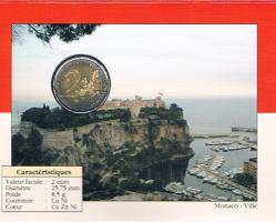 Foto 3 Monaco Original 2 Euro Kursmünze '' 2003 '' im Blister ! ! !