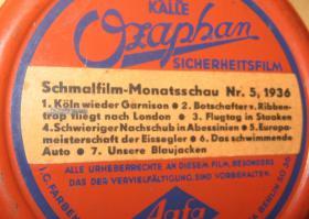 Foto 2 Monatsschau Nr. 5 1936