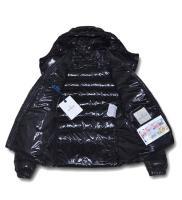 Foto 2 Moncler BADY glänzende Damen Daunenjacke Mantel Jacke