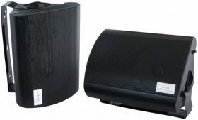 Monitorbox ''CTM-50'', schwarz, Paar