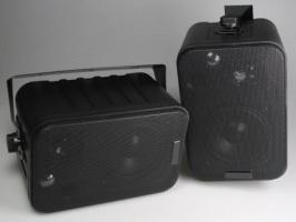 Monitorbox ''CTM-60'', schwarz, Paar