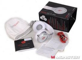 Foto 2 Monster Beats Pro mit Seriennummer incl Versand 92€