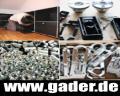 Montage von USM Haller Möbel, Monteur ,Werkzeugverleih