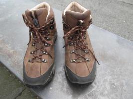 Foto 2 Moorhead Trekkingschuh ''Aspen Comfort Lady'', Gr. 40