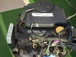 Motor Opel Corsa B 1,2 / MotorNr X12SZ