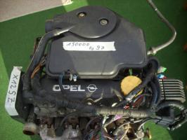 Foto 2 Motor Opel Corsa B 1,2 / MotorNr X12SZ