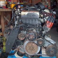 Foto 2 Motor Opel Omega A/Senator B 3.0 24 V