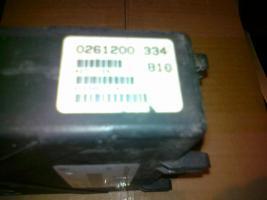 Foto 2 Motor-Steuergeraet VW 023906022F; VW T4 - 2,5Ltr. Benziner AAF