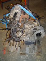 Motor / Getriebe  VW T4 Diesel 2,4 l   aus BJ 2002 - 172000 Km