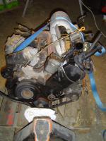 Foto 4 Motor / Getriebe  VW T4 Diesel 2,4 l   aus BJ 2002 - 172000 Km