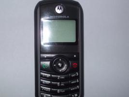 Motorola C118 schwarz
