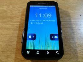 Motorola Defy MB525 schwarz TOP Zustand
