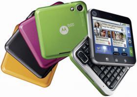 Motorola MB511 Flipout (Ohne Simlock) Smartphone