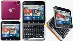 Foto 2 Motorola MB511 Flipout (Ohne Simlock) Smartphone