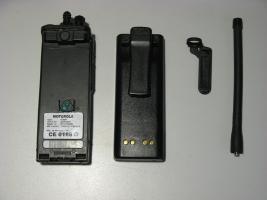 Foto 2 Motorola MTS2010 FuG10b 2m Funkgerät BOS