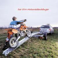 Motorradanhänger THULE MC One
