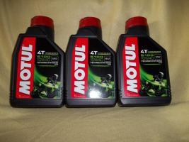 Foto 2 Motorradöl Supersport 3x MOTUL 5100 4T ESTER teilsynthetisch 10W40 MA2 4-Takt Motoröl
