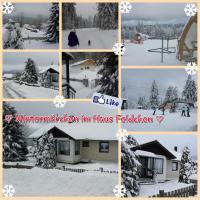 Wintermärchen Im Haus Feldchen