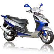 Motorroller Adventure 125 + nur Karte Simkarte im D1 direct power 60