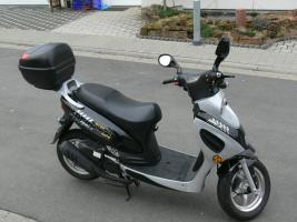 motorroller kreidler rmc e 50 florett in michelstadt von privat. Black Bedroom Furniture Sets. Home Design Ideas