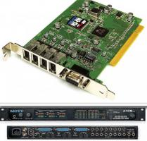 Motu 2408 mk3 interface + PCI card