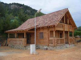 Mountain house of 126 m2