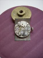 Foto 2 Movado m echten Silbergehäuse 835er Sterling