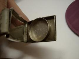 Foto 3 Movado m echten Silbergehäuse 835er Sterling