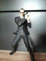 Mr. Smith Figur, Matrix