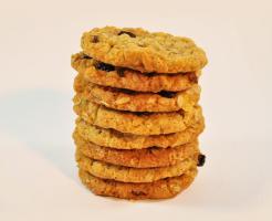 Foto 2 Müsli Cookies