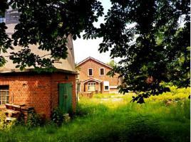 Foto 2 Mühlengebäude mit Wohnhaus und Scheune am Kreidesee