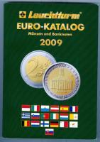 Münz und Banknoten Euro-Katalog 2009 wie auf Bild zu sehen