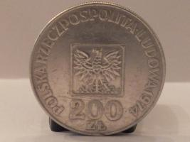 Münze Polen  200 Zlotty