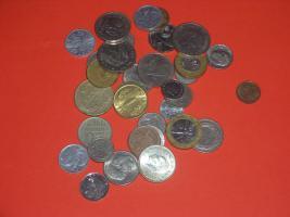 Münzen aus aller Welt