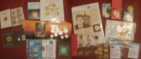 Münzen- Sammlungsauflösung