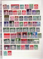 Foto 8 Münzen  alte Banknoten und Briefmarken