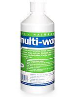 Multi-Worm 500 ml. LOW COST monatlichen Gesamtkosten Entwurmungsmittel.