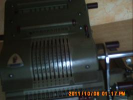 Foto 2 Multiplikator - Rechenmaschine
