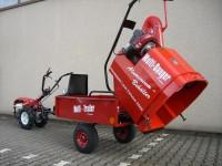 Foto 3 Multisauger 520 Liter für Pferdeäpfel / Pferdemist
