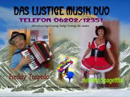 Foto 2 Musik Duo Alfredo-Torpedo & Helvetia Spaghetta