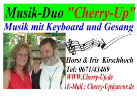 Musik-Duo Cherry-Up