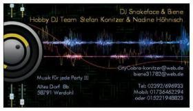 Musik für jede Party !!!