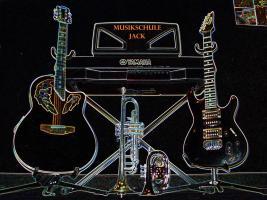 Musikschule ( Jack`s Musikschule )